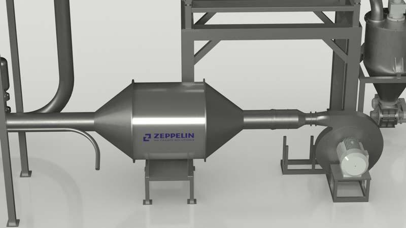 Zeppelin Zuckerverarbeitung